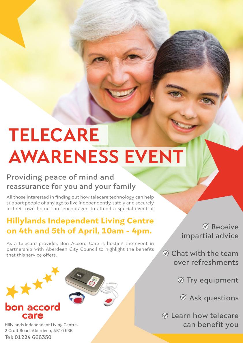 Telecare-Awareness-Event